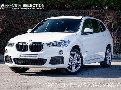 używany BMW X1 xDrive 20 d M Sport
