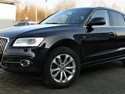 używany Audi Q5 I (8R) 2.0 TDI 190 km Quattro S tronic Salon PL FV 23%, Kraków