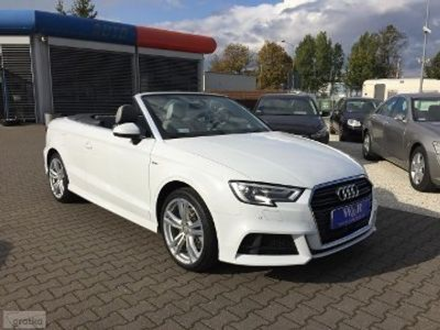 używany Audi A3 Cabriolet 2.0 TFSI S Line