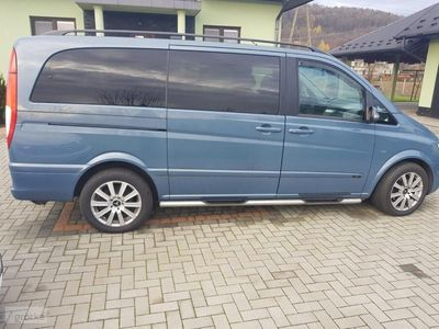 brugt Mercedes Viano 3.0 204 KM 6 osobowy Automat