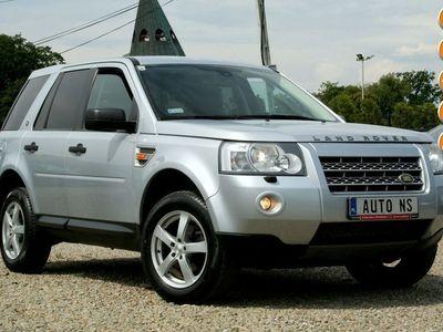 używany Land Rover Freelander 2.2dm 152KM 2009r. 180 000km