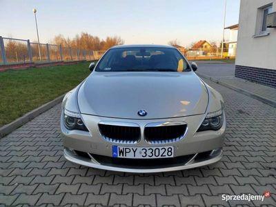używany BMW 635 Seria 6 d // Head Up // Dociągi // Full serwis