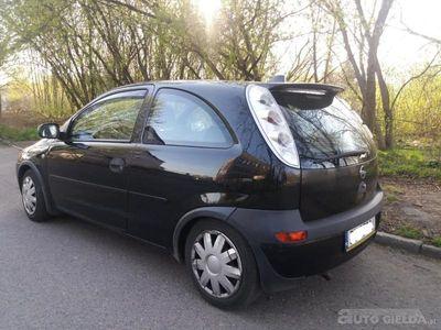 używany Opel Corsa C 1.0 Benzyna+GAZ, klimatyzacja