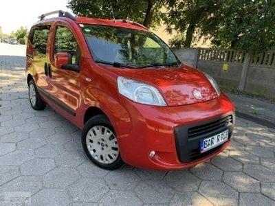 używany Fiat Qubo Klimatyzacja Benzyna Opłacony