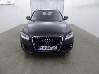 używany Audi Q5 2dm3 190KM 2015r. 101 231km 2,0TDI QUATTRO Salon Polska ! 1 właściciel ! ASO ! FV23% !