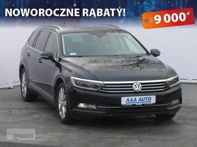 używany VW Passat B8 Salon Polska, Serwis ASO, 187 KM, VAT 23%, Navi, Xenon,