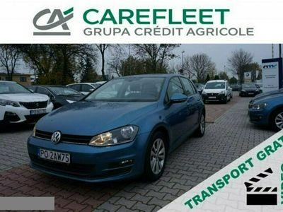 używany VW Golf VII 1,6TDI/110KM, Comfort Line, Salon PL, FV 23%, PO2AW75 VII (2012-)