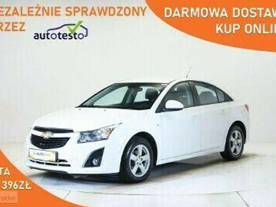używany Chevrolet Cruze DARMOWA DOSTAWA, Klima auto, Serwis ASO, Kierownica wielofunkcyjna