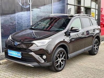 używany Toyota RAV4 IV Hybrid Premium 4x2. Faktura VAT23%. Salon Polska. Gwarancja.