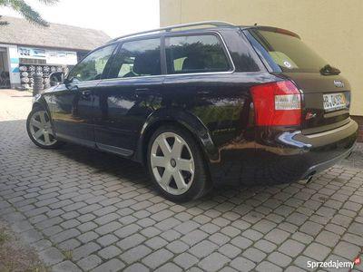 używany Audi S4 B6 4.2 344KM Avant