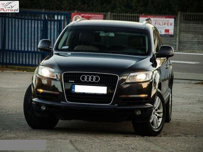 gebraucht Audi Q7 3dm3 245KM 2007r. 250 000km 3.0 Tdi Salon PL Serwis Navi UNIKAT !!!