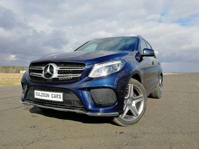 używany Mercedes GLE250 GLE 2504Matic AMG/Kamera/Carplay GWARANCJA! W166 (2015-2019)