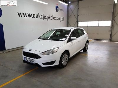 used Ford Focus 1.5dm 95KM 2016r. 123 499km