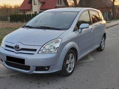 używany Toyota Corolla Verso 2,2 dci 136KM 2007r zarejestrowany
