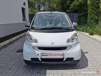 używany Smart ForTwo Cabrio 1.0 Benzyna 70KM # # Klima # Pół Automat # Gwarancja II (2007-2013)