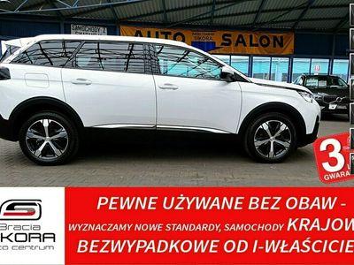 używany Peugeot 5008 1.6dm 165KM 2017r. 128 000km
