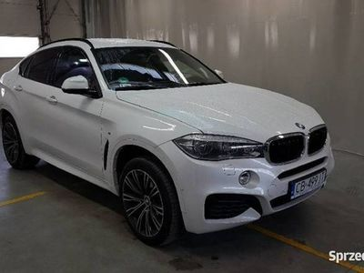 używany BMW X6  [F16/F86] 14-,xDrive30d M Sport