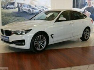 używany BMW 320 2dm 190KM 2018r. 25 832km