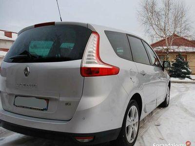 używany Renault Grand Scénic III 1.9DCI 7 os.
