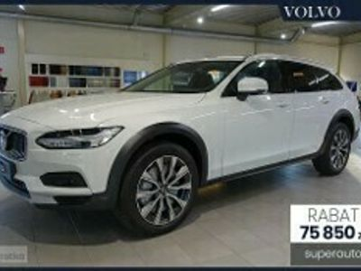 używany Volvo V90 CC 2.0 D5 AWD (235KM) | PRO | + Lounge + Power Seats