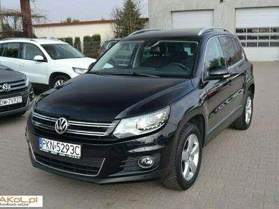 używany VW Tiguan 2dm 150KM 2015r. 48 000km