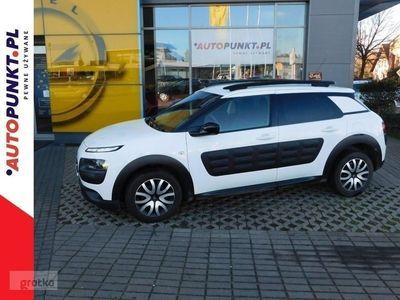 używany Citroën C4 Cactus I Pure Tech 1.2 Benzyna, 82KM, Salon Pl, Serwisowany, Suchy Las