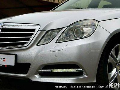 używany Mercedes E200 200 CGI 184hp Automat BlueEFFICIENCY Idealny Zamiana Raty Gwarancja W212 (2009-)
