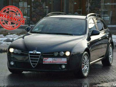 używany Alfa Romeo 159 Sportwagon 1.9JTD 120KM MANUAL 2009r. Skóra Polecam I (2005-2011)