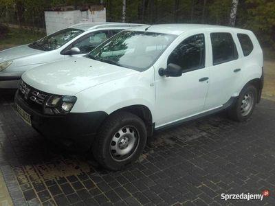 używany Dacia Duster grudzien 2014