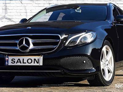 używany Mercedes E220 Avantgarde * Komforty * Kamera * Navi 12,3''