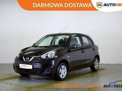 używany Nissan Micra IV DARMOWA DOSTAWA, MPI, klima, multifunkcja,