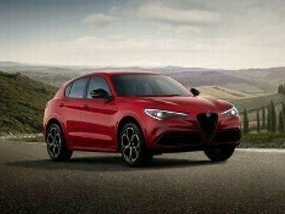 używany Alfa Romeo Stelvio rabat: 16% (40 500 zł)