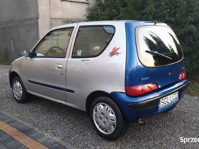 używany Fiat Seicento 2002r, 900cm, BEZWYPADKOWY, zdrowy OKAZJA!