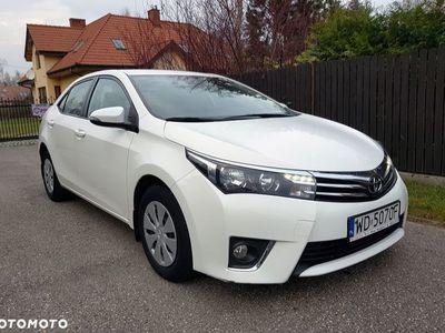 używany Toyota Corolla Seria