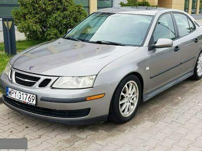 używany Saab 9-3 2dm 210KM 2005r. 241 000km