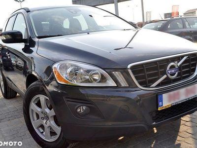 używany Volvo XC60 XC60 I2.4 D5 Navi_Skóra_2010_Serwis ASO