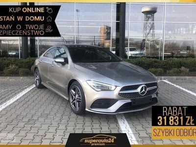 używany Mercedes CLA200 Klasa(163KM) Coupe | AMG | Bezpieczny zakup bez wychodzenia z domu!