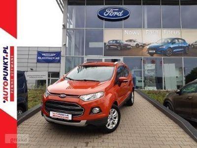 używany Ford Ecosport II 1.0 Ecoboost 125 KM TITANIUM Dealer/Gwarancja/FV23%
