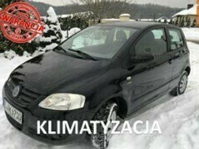 używany VW Fox Klimatyzacja/Benzyna/Przebieg gwarantowany/ABS/Import