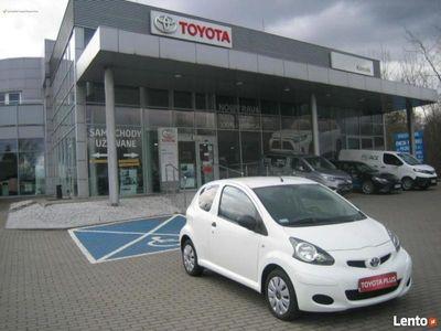 używany Toyota Aygo 1,0 68 KM TERRA