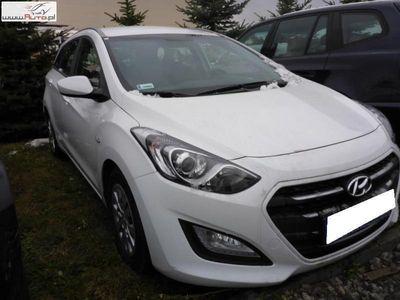 brugt Hyundai i30 i30 1.4dm3 90KM 2015r. 137 996km1.4 CRDi Classic + FV 23%, Gwarancja!!