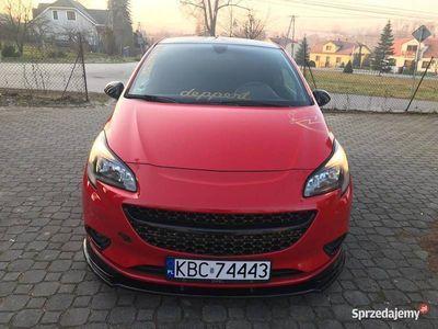 używany Opel Corsa OPC 2015 rok