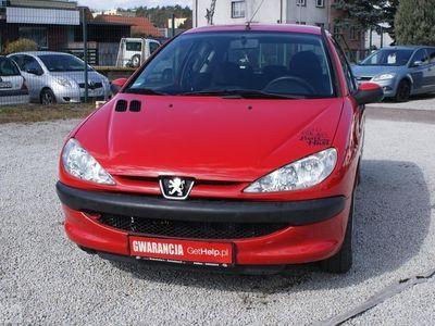 używany Peugeot 206 I