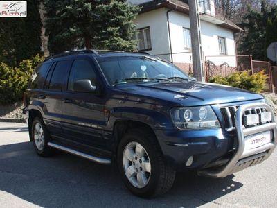 używany Jeep Grand Cherokee 2.7dm3 163KM 2003r. 307 000km 2.7 CRD '' quadra drive ''