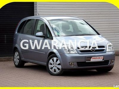 używany Opel Meriva 1.6dm 100KM 2005r. 161 000km
