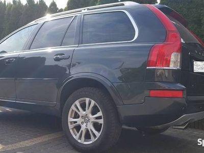 używany Volvo XC90 D5 200KM AWD SUMMUM TV 7 MIEJSC