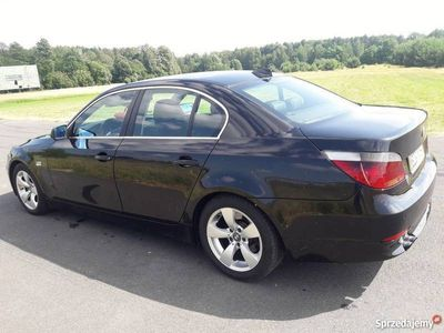 używany BMW 530 seria5 d E60