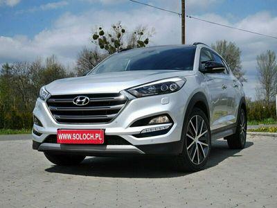 używany Hyundai Tucson 2dm 136KM 2018r. 41 000km