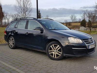 używany VW Golf V Variant 2.0 TDI