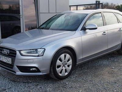 gebraucht Audi A4 A4 2dm3 177KM 2014r. 182 000kmAvant S-Tronic, Quattro, MMi, Xenon + LED, PL Salon, FV23%